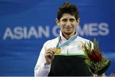 Mohammad Bagheri Motamed; professional taekwondo athlete; vice champion on Olympic Games in London 2012