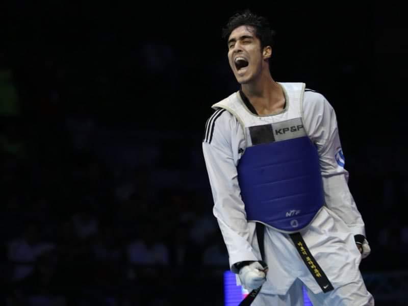 Mahdi Khodabakhshi; world and european champion