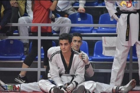 Mirhashem Hosseini; Iranian national team; olympic athlete for Tokyo